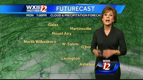 Lanie has Tuesday's winter weather outlook