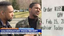 Little Caesars employee fired after writing 'gay' on receipt