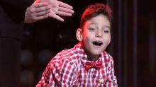 Adrián Martín, de cantar en su casa a estrella de los Grammy