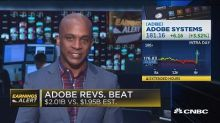 Adobe delivers record revenue of $2 billion in Q4