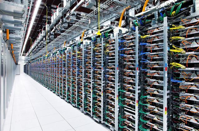 Google joins Facebook's effort to reinvent the data center
