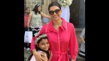 Sushmita Sen Moved To Tears After Daughter Alisah Writes Essay On Adoption! Watch Video