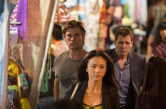 'Blackhat' bores, but at least gets hacking right