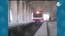 Tren que conectará a aeropuerto de Santa Lucía costará 26 mil mdp