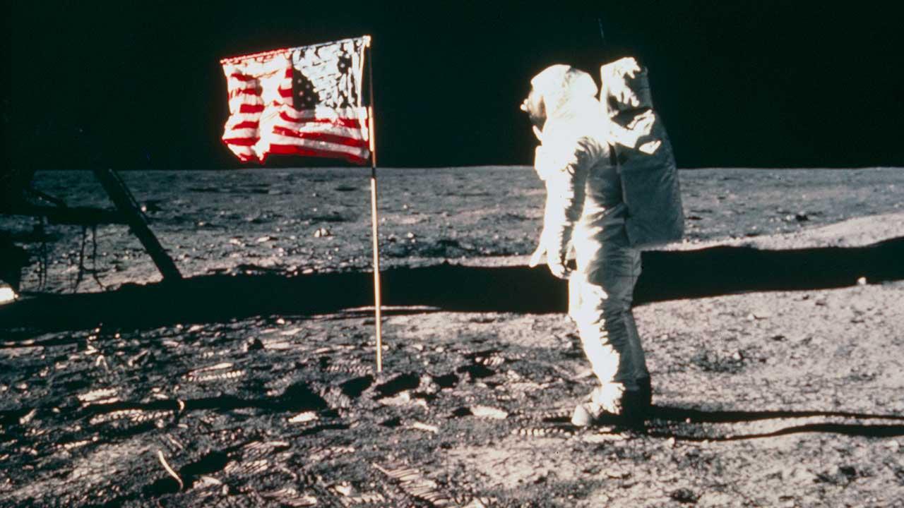 1969 moon walk - 1280×720