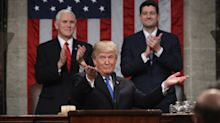 Celebs seemed to hate President Trump's State of the Union just as much as Melania Trump did