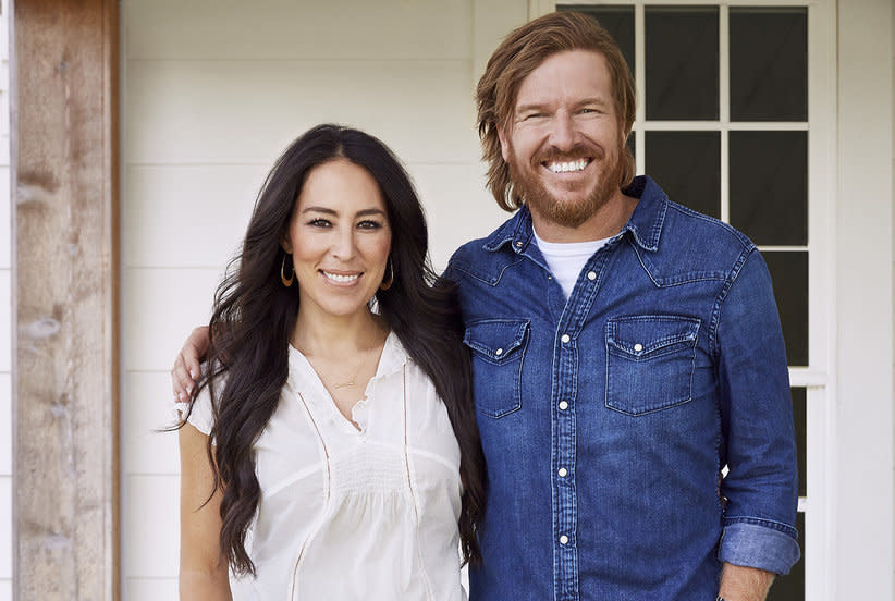 How old are joanna gaines and chip gaines for Does chip carter gaines have siblings