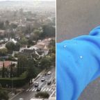 It snowed in LA and everyone is freaking out
