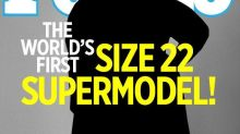 Size 22Model Tess Holliday Lands Cover of People Magazine