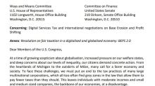 Web tax: dopo Parigi, Roma nel mirino degli Usa