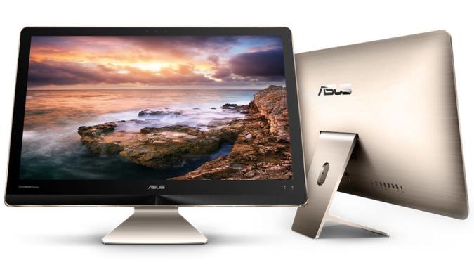 ASUS Zen AiO, un todo-en-uno con Intel RealSense y USB 3.1
