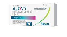 ADDING MULTIMEDIA Teva Announces U.S. Approval of AJOVYTM (fremanezumab-vfrm) Injection, the First and Only Anti-CGRP Treatment with Both Quarterly and Monthly Dosing for the Preventive Treatment of Migraine in Adults