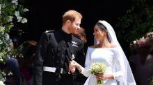 Meghan Markle and Prince Harry Just Left Windsor!