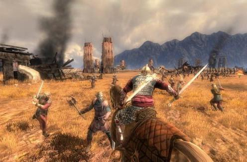 Trophies: The Lord of the Rings: Conquest