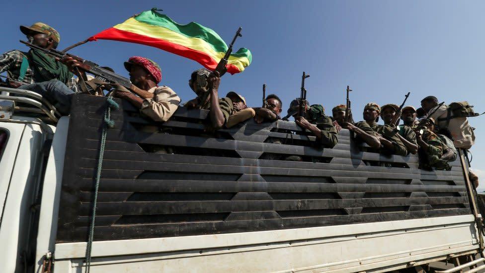 Ethiopia Tigray crisis: Rights commission to investigate 'mass killings'