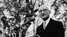 Founding father of the EU Robert Schuman in line for sainthood from Catholic Church