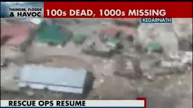 Army working relentlessly to evacuate people from flood-hit Uttarakhand