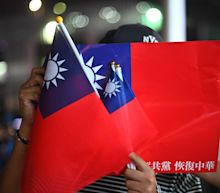 """Taiwan pulled its trade officials from Hong Kong after the city demanded they sign a document professing their commitment to the """"One China"""" principle"""