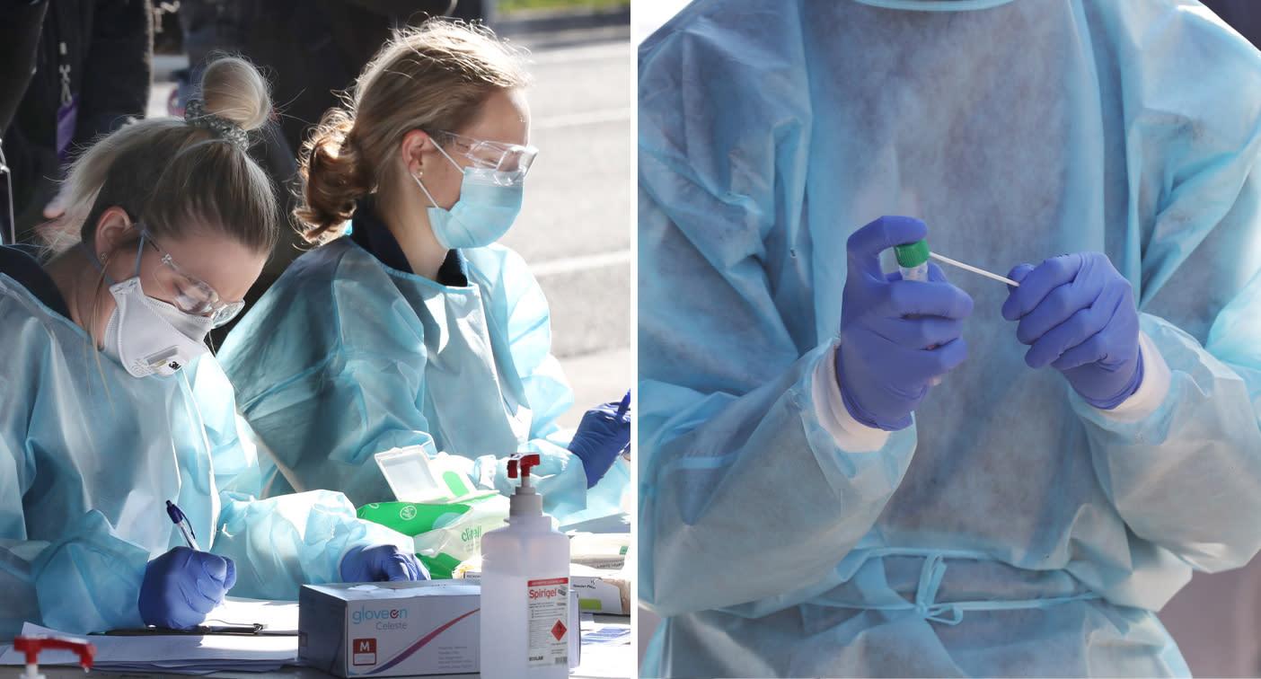 Coronavirus: Cigarette lighter, carpool led to Victoria ...