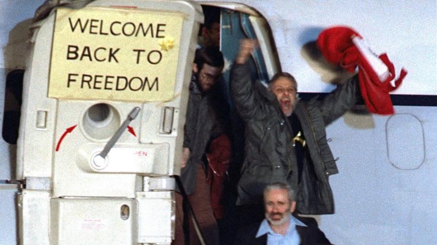 20. Januar 1981: Ende eines langen Geiseldramas
