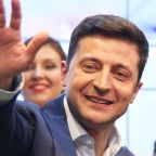 Ukraine Elects a Populist Celebrity, Following a Global Trend