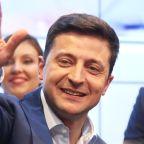 Ukraine Elects a Populist Celebrity, Following a Global Trend