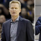 Warriors coach Steve Kerr: 'Come on members of Congress, call out the president for his racist tweet'