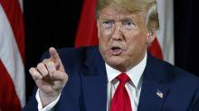 Donald Trump's top business allies quiet on impeachment