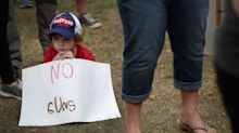 String Of Child Shootings Cast Light On Texas' Shocking Gun Violence