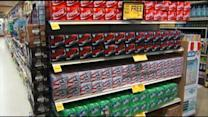 Americans Drink Less Soda Products