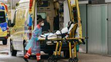 Covid-19: l'Espagne franchit le seuil du million de cas, une première dans l'Union Européenne