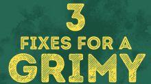3 Fixes for a Grimy Sponge