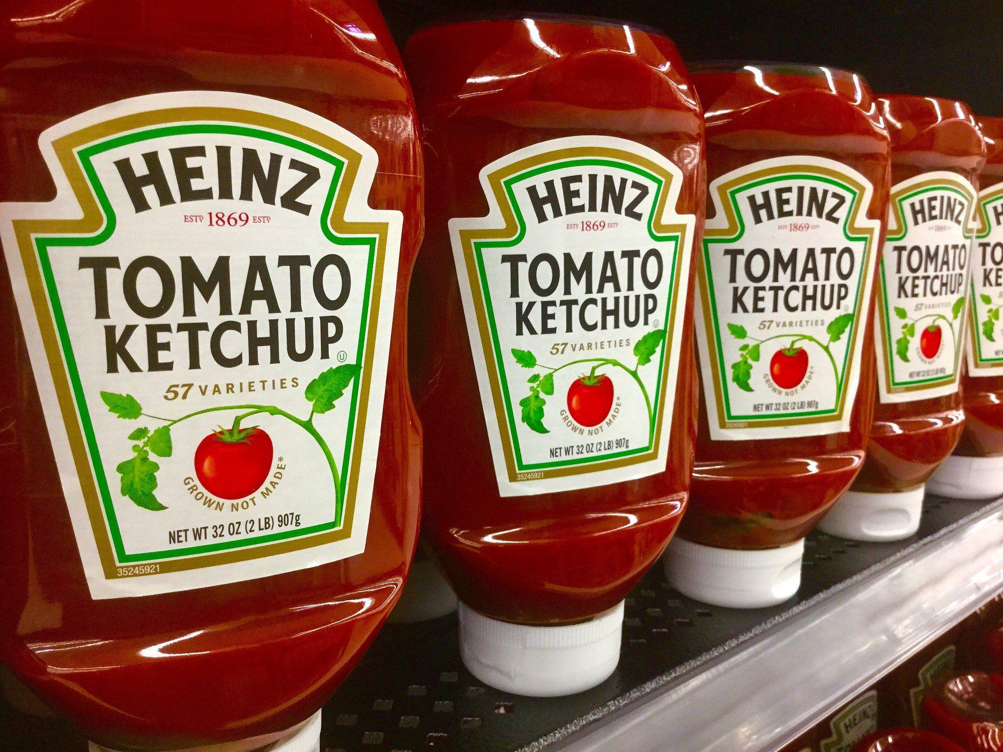 ketchup campaign seeks to expand ketchup Condiment container engineering and i've been fighting with ketchup and mustard heinz had a longstanding ad campaign that tried to cast this bug as a.