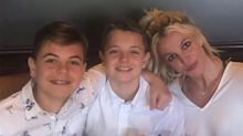 Britney Spears Celebrates Sons Sean and Jayden's Birthdays: 'Love You Both to the Moon and Back'