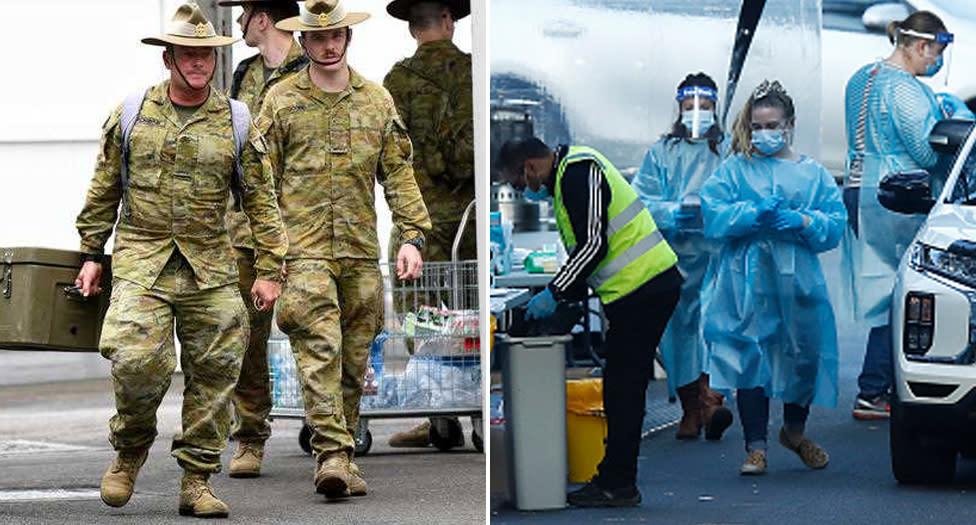 Coronavirus: ADF called to Victoria, Coburg 'caused by Eid'