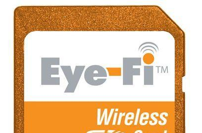Eye-Fi WiFi-enabled SD card finally shipping