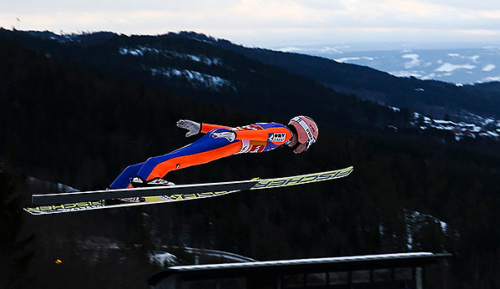 Skispringen: Kraft-Weltrekord prägt Teamfliegen in Vikersund