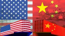 Dow Jones Slides 150 Points On Trump Order, China Sanctions; Alteryx, Datadog, Uber Dive On Earnings