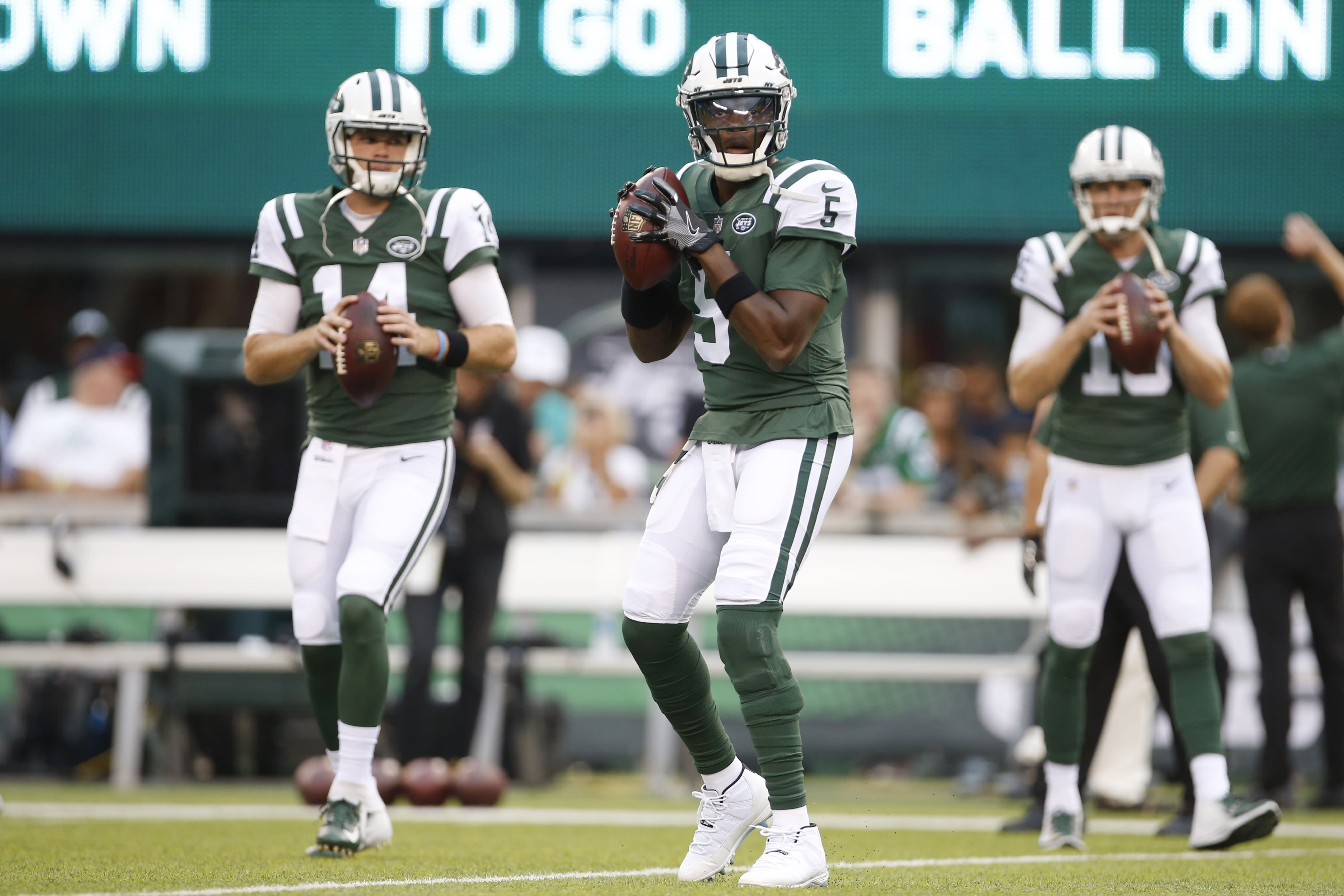 Teddy Bridgewater traded to Saints from Jets