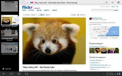 Firefox 9 for Android makes tablet support official (video)