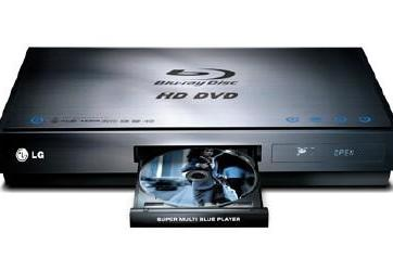 A little, dirty detail about LG's combo HD DVD/Blu-ray player