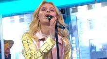 Zara Larsson and Ty Dolla Sign perform 'So Good' live on 'GMA'