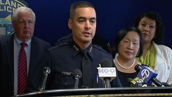 Oakland to quickly implement crime fighting reforms