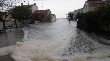 3 mois de pluie en 3 jours:dans les Pyrénées-Orientales, les pompiers en alerte face au risque d'inondations