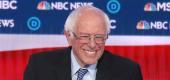Bernie Sanders. (Getty Images)