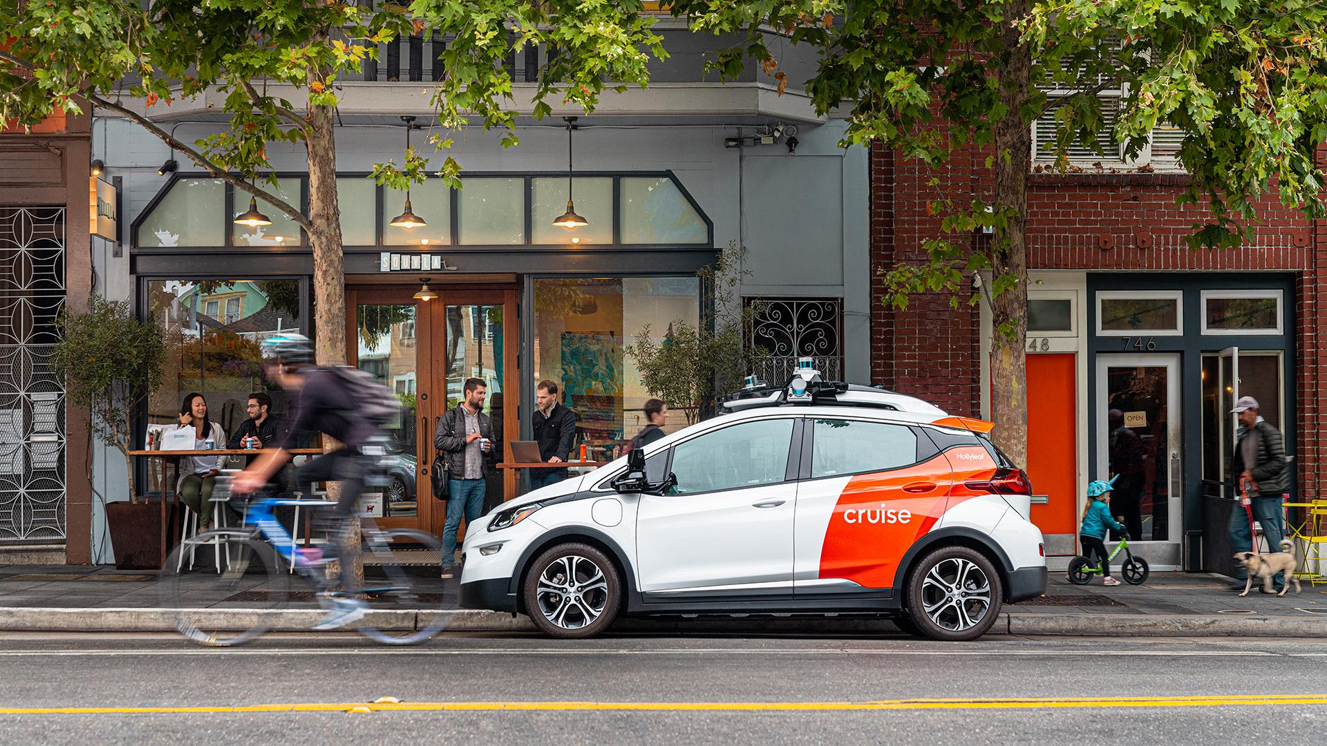 California bill would require all self-driving vehicles to be zero emission by 2025