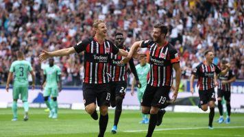 Sport-Tag: SGE feiert Auftaktsieg - Union startet Bundesliga-Abenteuer