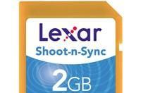 Lexar kicks out Eye-Fi powered Shoot-n-Sync WiFi SD card, other less interesting flash cards