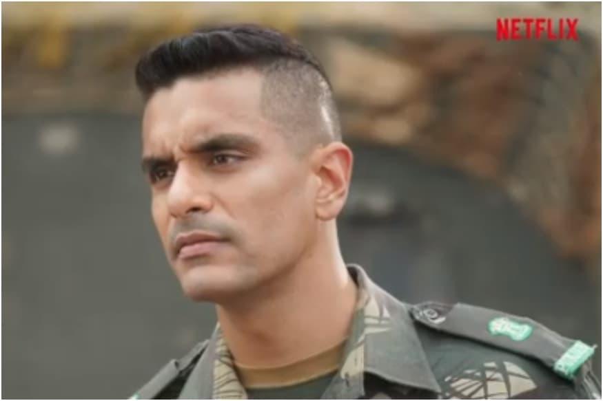 Angad Bedi Impresses In Army Uniform In Gunjan Saxena Biopic First Look