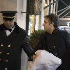Cohen's shoulder sling creates stir after minor procedure
